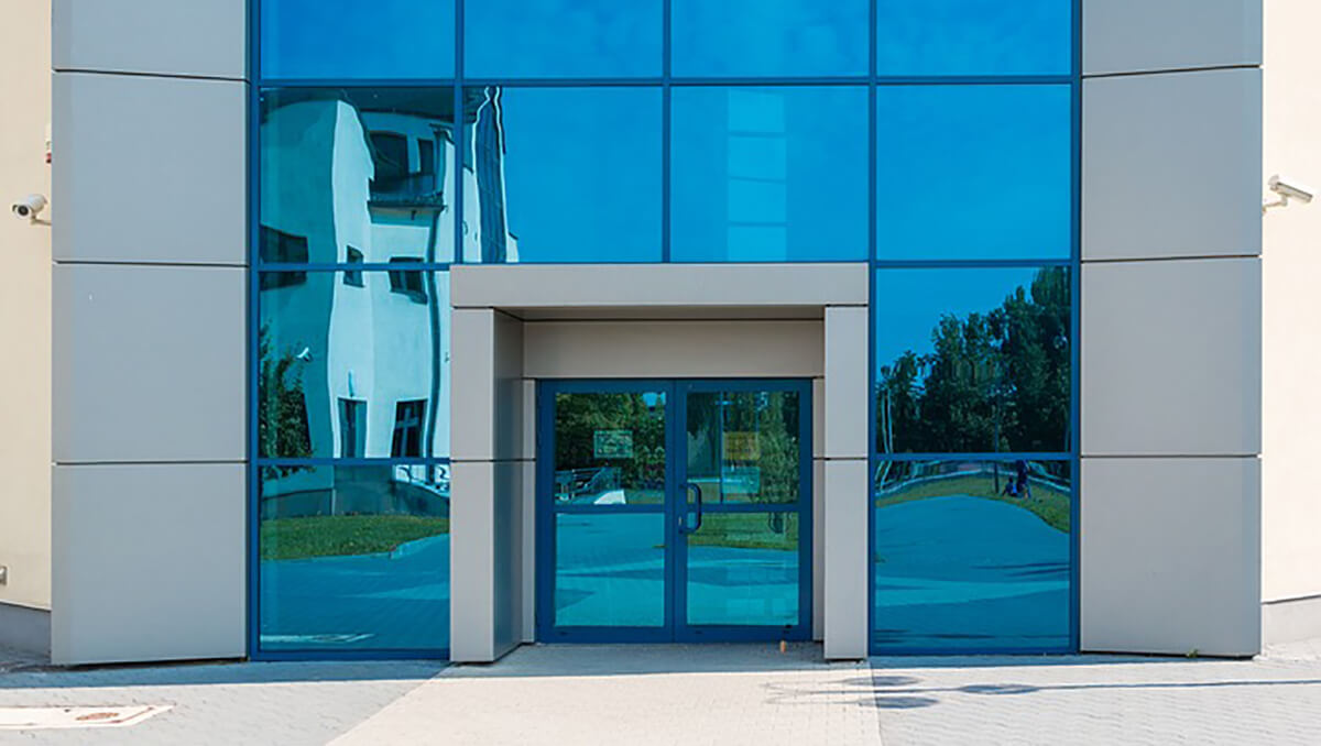 unique product designs for Ballistics Resistant Building have been developed to compliment today's architectural doors and windows