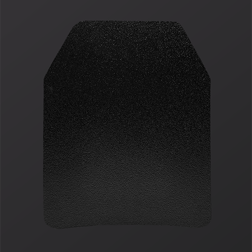 GS-3MC-SC NIJ Level III Stand Alone Ballistic Hard Armor Plate
