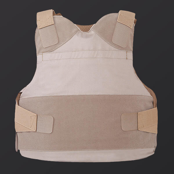 GS-LVCMT – Low Visibility Concealable Level IIIA Multi Threat (Ballistic) Vest (with provisions for hard ballistic plates to up armor)