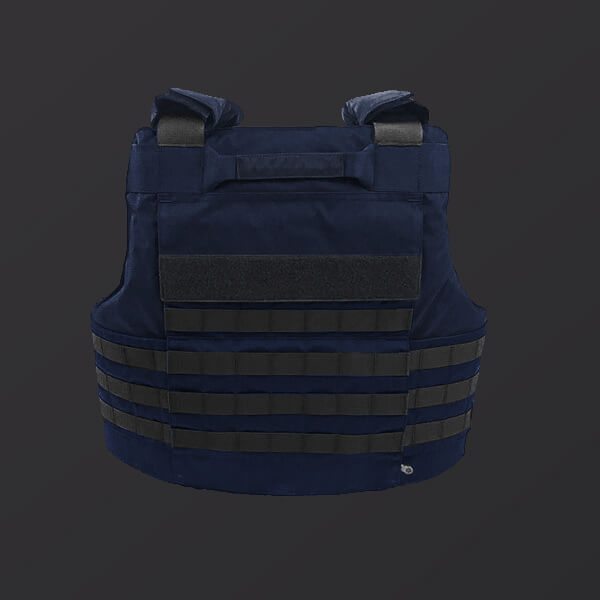 GS-OSBMTV – Overt Level IIIA SPEAR BALCS Multi Threat Ballistic Vest (with provisions for hard ballistic plates to up armor)