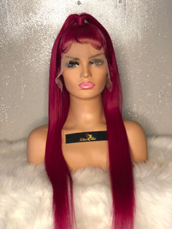 Layla lace front wig