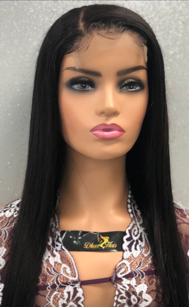 4x4 STRAIGHT LACE WIG