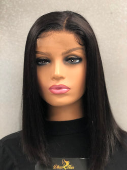 STRAIGHT LACE CLOSURE BOB