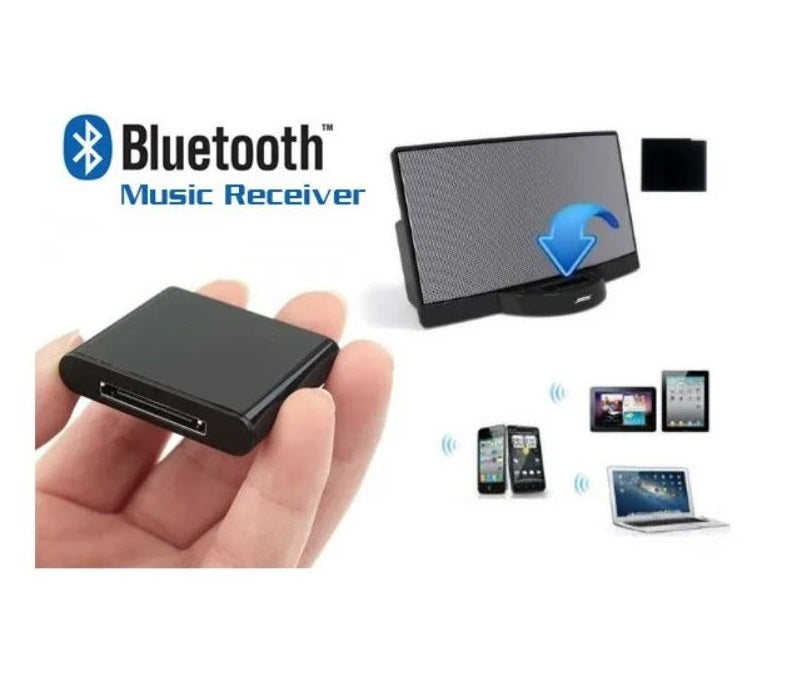 Adaptador Receptor Audio Bluetooth Bose