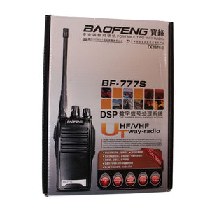 Radio Walkie Talkie Baofeng Bf 777 S 16 Canales X 2 Unidades