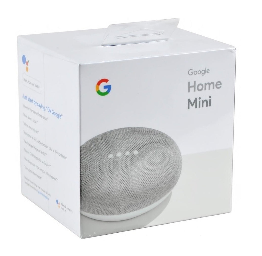 Google Home Mini Asistente Español