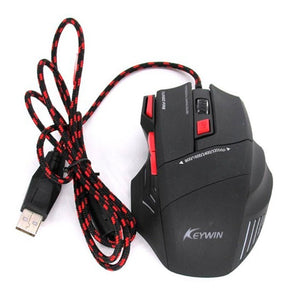 Pad Mouse Gamer 7d Marca Keywin Gamer Mouse