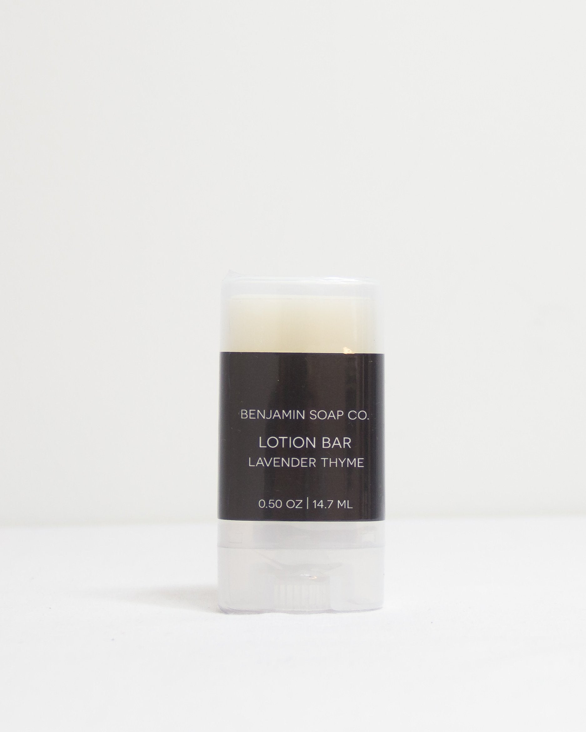 Lotion Bar Lavender Thyme-Apothecary-Benjamin Soap Co.-Forth and Nomad