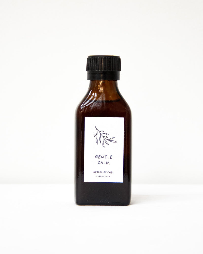 Gentle Calm Herbal Oxymel