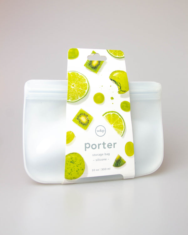 Porter Silicone Bag - 10oz