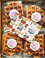 Box of 12 Cappuccino Waffles