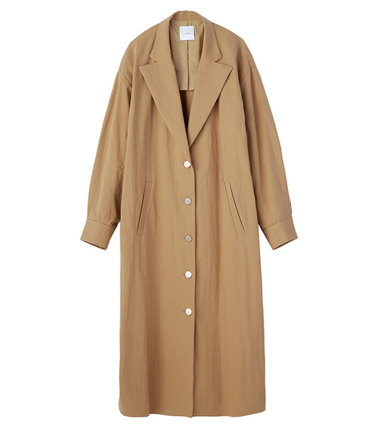 long coat - beige