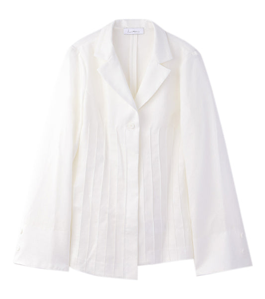 shirts jacket - white