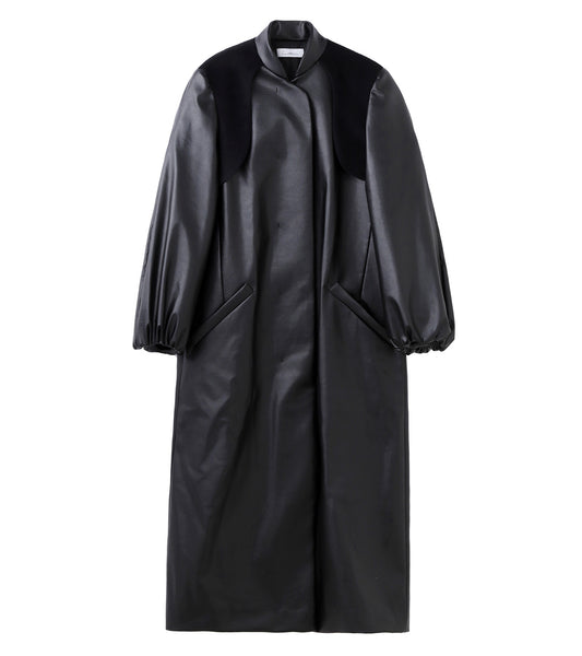 over coat - black