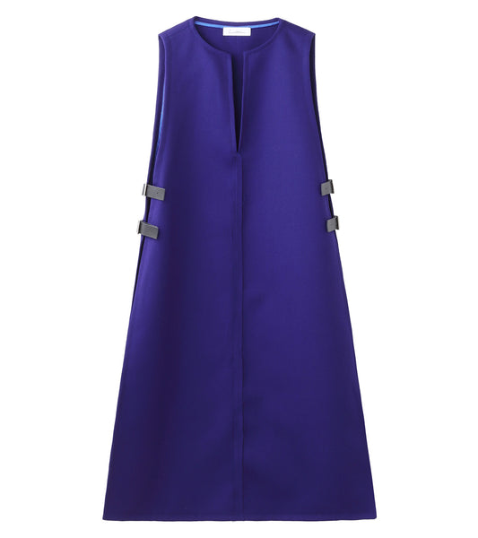 over dress - purple