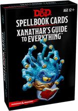 Load image into Gallery viewer, DUNGEONS AND DRAGONS SPELLBOOK CARDS XANATHAR'S GUIDE TO EVERYTHING