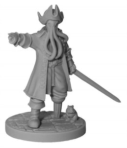 DUNGEONS AND DRAGONS: COLLECTOR SERIES - DUNGEON OF THE MAD MAGE - CAPTAIN N'GHATHROD