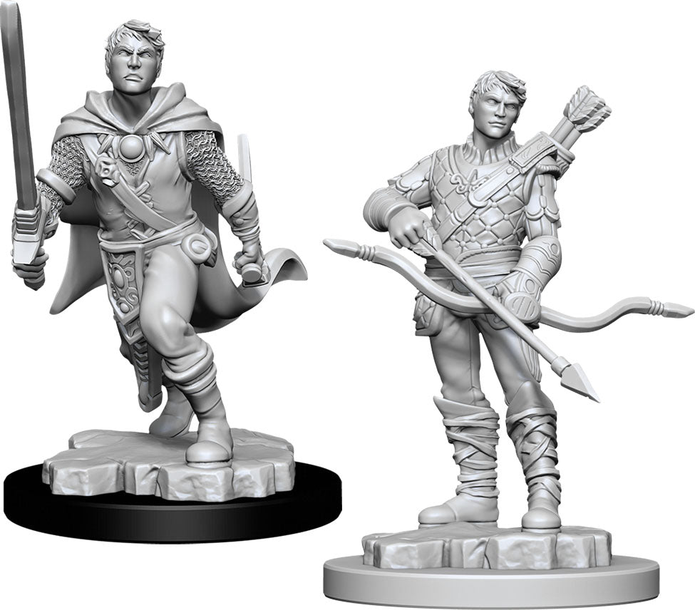 Dungeons & Dragons Nolzur`s Marvelous Unpainted Miniatures: W11 Male Human Ranger