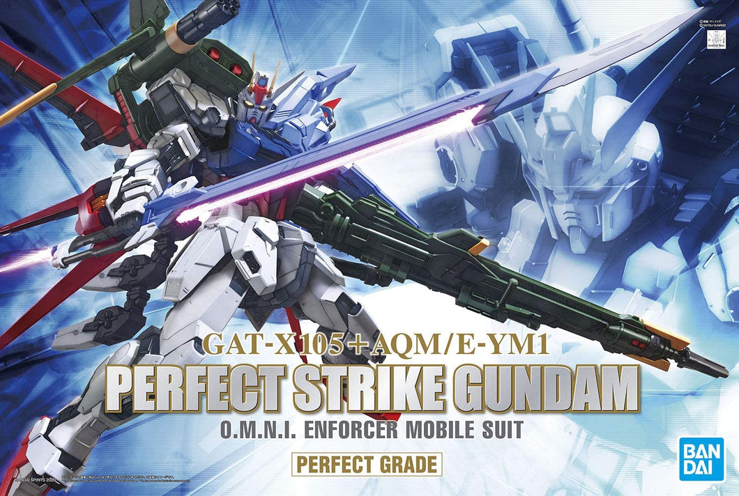 PERFECT STRIKE GUNDAM GUNDAM S