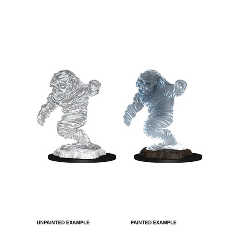 DUNGEONS AND DRAGONS: NOLZUR'S MARVELOUS UNPAINTED MINIATURES -W10-AIR ELEMENTAL
