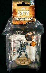 FCBD 2019 MARVEL HEROCLIX EXC FIG IRON MAN FIGURE