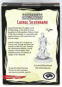 DUNGEONS AND DRAGONS: COLLECTOR SERIES - DRAGON HEIST - LAERIEL SILVERHAND