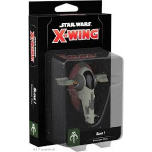 Star Wars X-Wing: 2nd Edition - Slave 1 Expansion Pack