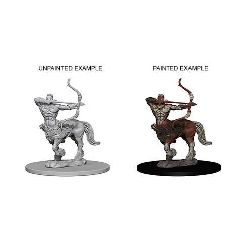 DUNGEONS AND DRAGONS: NOLZUR'S MARVELOUS UNPAINTED MINIATURES -W4-CENTAUR