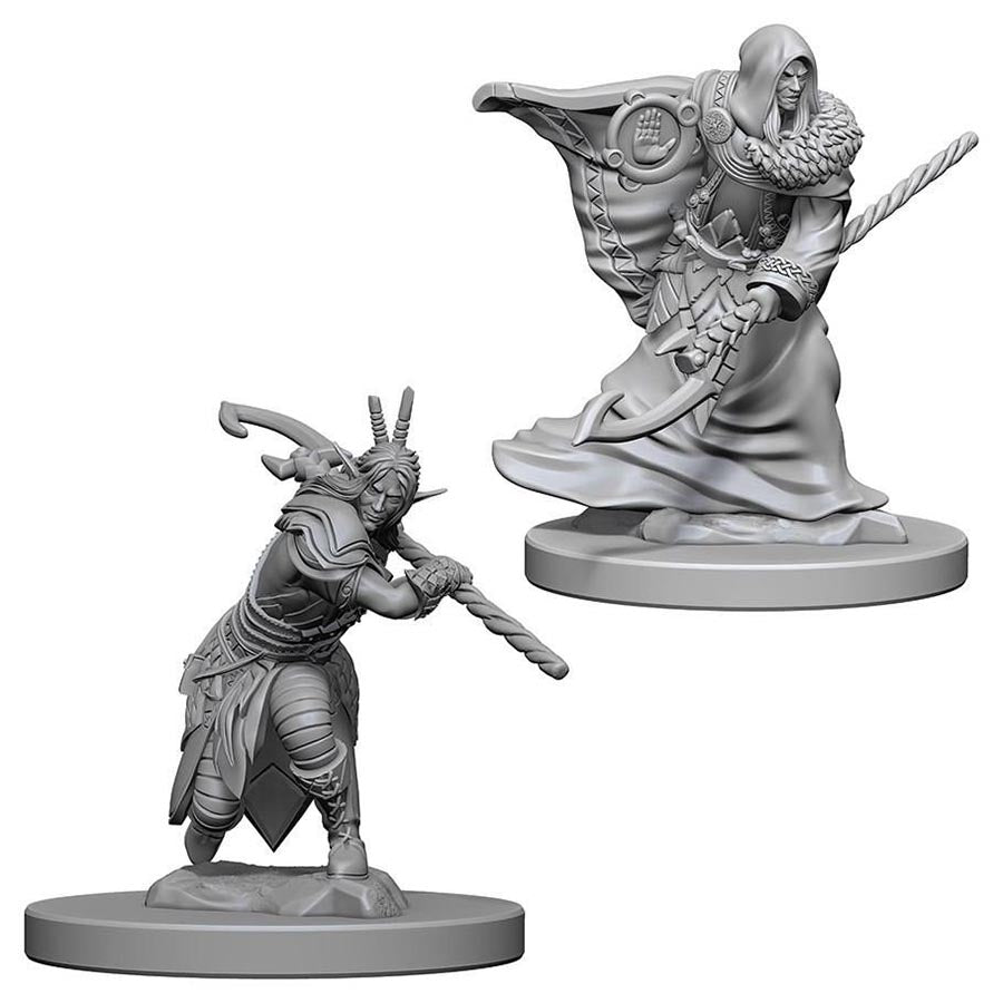 DUNGEONS AND DRAGONS: NOLZUR'S MARVELOUS UNPAINTED MINIATURES -W7-MALE GOLIATH FIGHTER