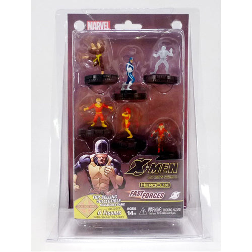 Marvel HeroClix: X-Men Xaviers School Fast Forces