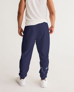 Silver Fox Royalty Blue Track Pants