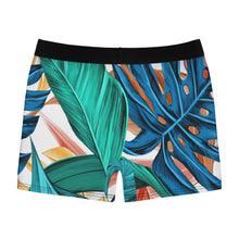 Load image into Gallery viewer, Silver Fox Cuban Nights - Tropical Boxer Briefs