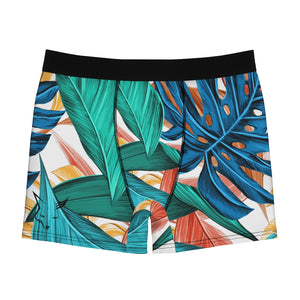 Silver Fox Cuban Nights - Tropical Boxer Briefs