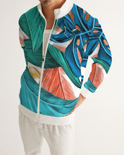 Load image into Gallery viewer, Silver Fox Cuban Nights - Tropical Bomber Jacket