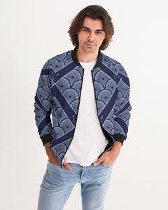 Silver Fox Royalty Collection Bomber Jacket