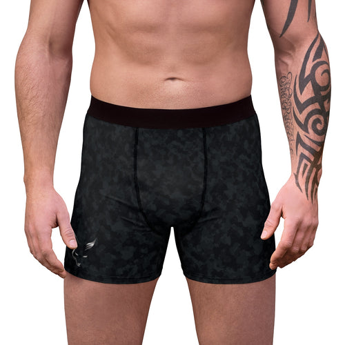 Silver Fox Dark Camo Boxer Briefs