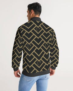 Silver Fox Black Royalty Track Jacket