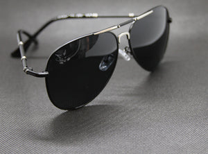 Silver Fox Luxury 44 Collection Classic Sunglasses