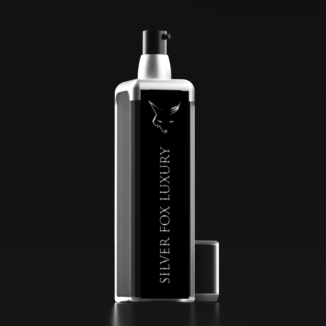 Silver Fox Luxury Aftershave