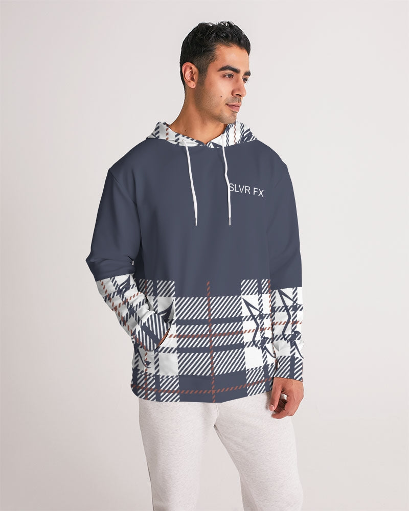 Silver Fox Signature Plaid Collection Hoodie
