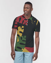Load image into Gallery viewer, Silver Fox Dream Collection Polo Shirt