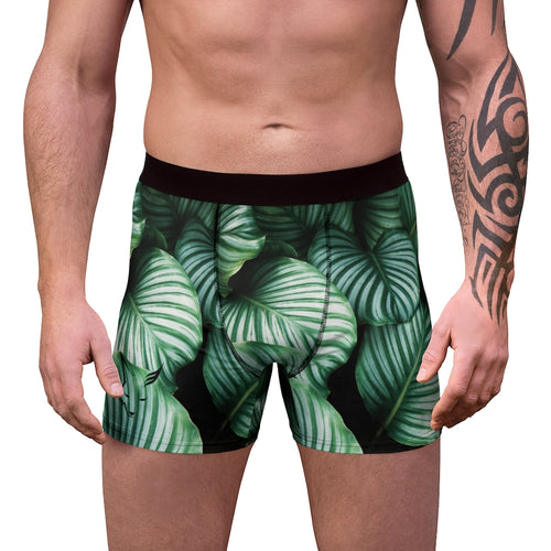 Silver Fox Cuban Nights Boxer Briefs