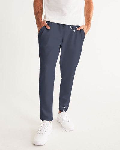 Silver Fox Dark Blue Joggers