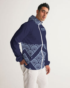 Silver Fox Royalty Windbreaker