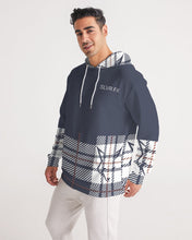 Load image into Gallery viewer, Silver Fox Signature Plaid Collection Hoodie