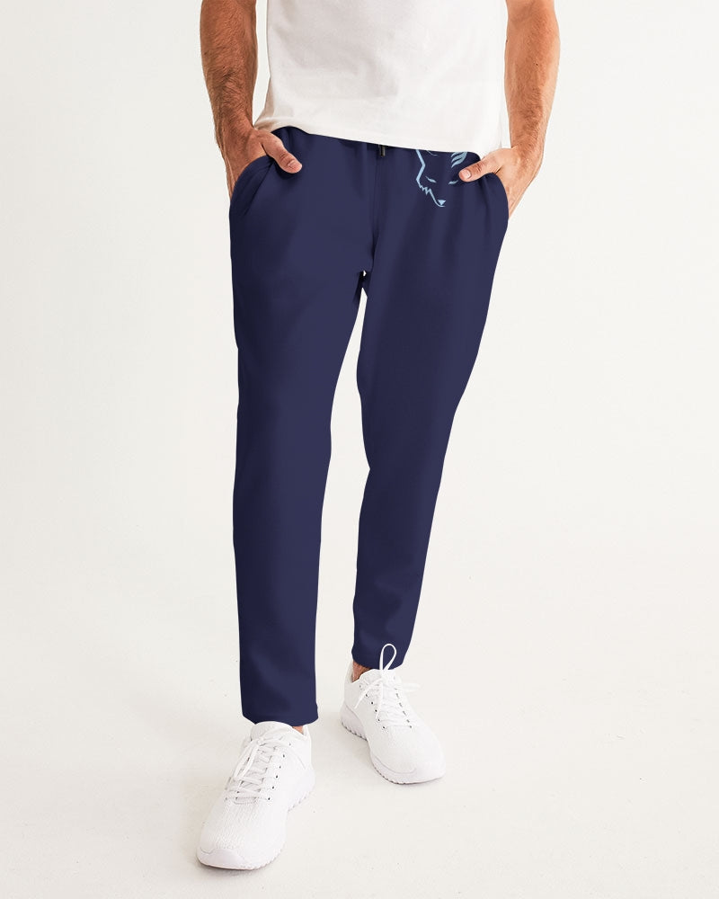 Silver Fox Royalty Blue Joggers