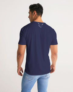 Silver Fox Luxury Essential Tee - Royalty