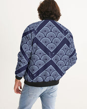 Load image into Gallery viewer, Silver Fox Royalty Collection Bomber Jacket