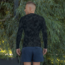 Load image into Gallery viewer, Silver Fox Rash Guard - Dark Camo