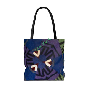 Looking 4 Marilyn Fashion Tote Bag - Art by Zana